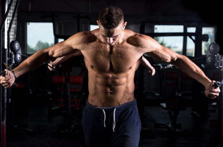 Tập gym bao lâu để có body đẹp? 6 Múi không hề khó!