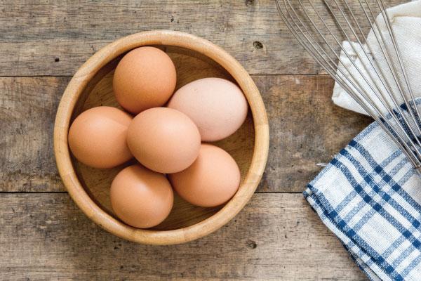 Tại sao trứng là thực phẩm giảm cân hiệu quả