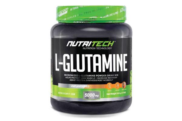 Lợi ích của Glutamine!