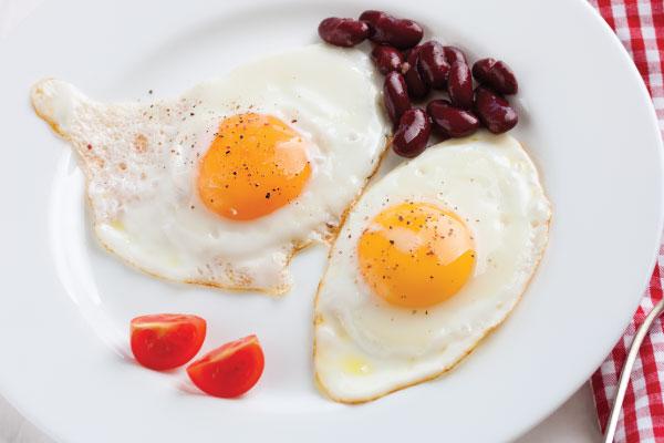 12 thực phẩm tuyệt vời cho bữa sáng