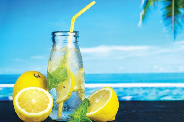 Lợi ích của nước chanh đối với sức khỏe và giảm cân