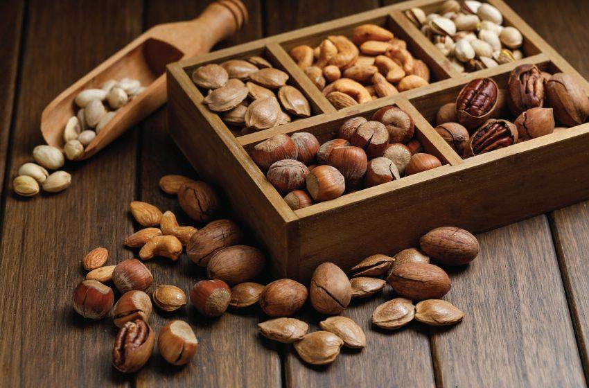 Lợi ích sức khỏe của các loại hạt