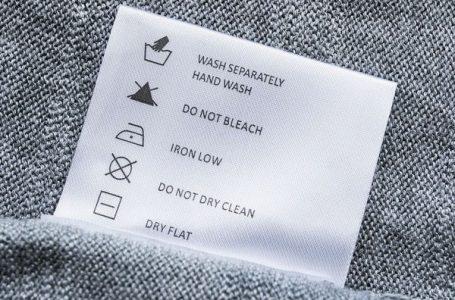 Cách giặt áo khoác bằng chất liệu Polyester