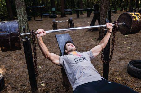 Muối trên quần áo của bạn sau khi tập gym