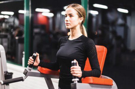 Teen có thể tham gia phòng tập thể dục?