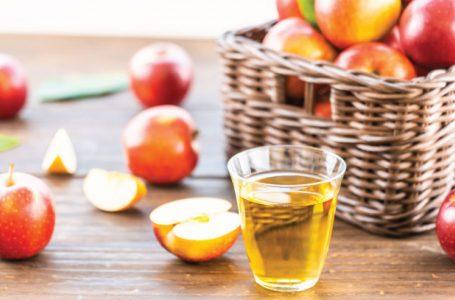 Lợi ích của nước ép táo