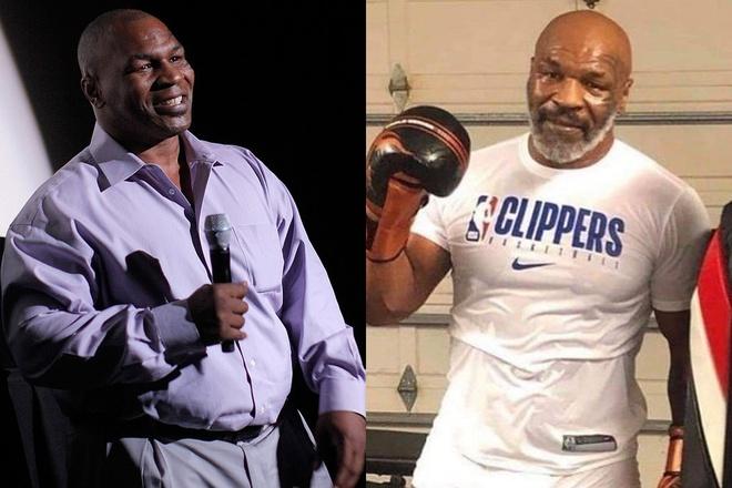 Mike Tyson chia sẽ cách xây dựng cơ bắp ở tuổi 53