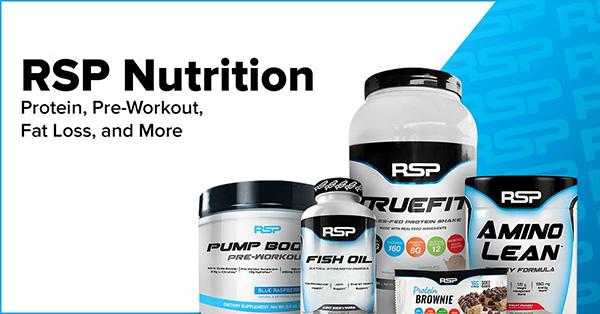 RSP Nutrition – Thương Hiệu TPBS Khẳng Định Vị Thế Hàng Đầu tại Mỹ
