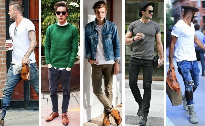 Quần Skinny Jeans được thiết kế để tôn lên thân hình hoàn hảo theo đúng nghĩa đen