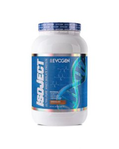 EVOGEN - ISOJECT Ultra-Pure Whey Isolate