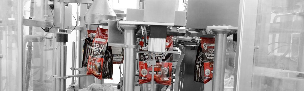 Nhà máy sản xuất đạt tiêu chuẩn ISO 9001